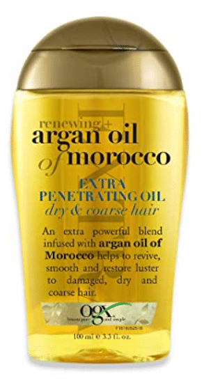 OGX  Moroccan oil