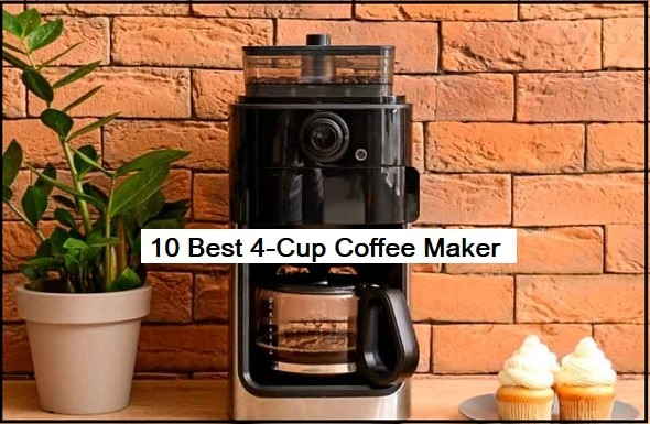 10 Best 4-Cup Coffee Maker