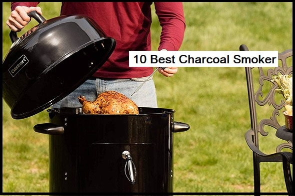 10 Best Charcoal Smoker you need to buy in 2021